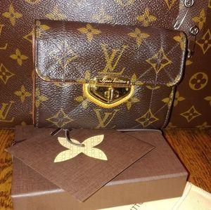 Louis Vuitton compact Etoile wallet